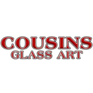 Cousins Glass Art