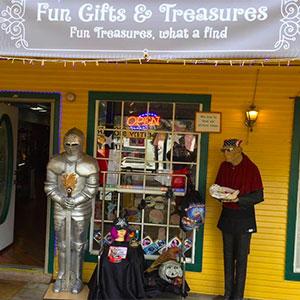 Fun Gifts & Treasures