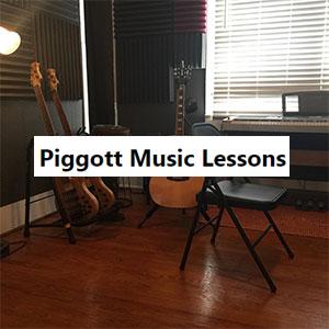 Piggott Music Lessons