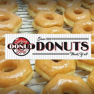 Spring Donuts